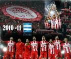 Olympiacos FC, Greek League Champion 2010-11