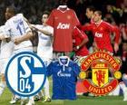 Champions League - UEFA Champions League semi-final 2010-11, FC Schalke 04 - Manchester United
