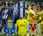 UEFA Champions League semi-final 2010-11, Porto - Villarreal