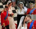 British Royal Wedding between Prince William and Kate Middleton, once married
