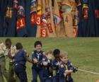 The litels Boyscouts