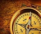 The compass and map some essential accessories for explorers and adventurers