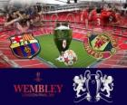 Champions League Final 2010-11, Fc Barcelona vs Manchester United