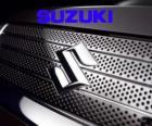Suzuki logo, Car brand from Japan