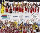 AFC Ajax Amsterdam, Champions League Netherlands - Eredivisie - 2010-11