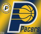 Logo of Indiana Pacers NBA team. Central Division, Eastern Conference