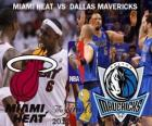 NBA Finals 2011 - Miami Heat vs Dallas Mavericks