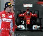 Fernando Alonso - Ferrari - Monte Carlo, Monaco Grand Prix (2011) (2nd place)