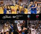 NBA Finals 2011, Game 2, Dallas Mavericks 95 - Miami Heat 93