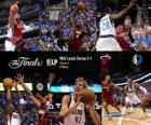 NBA Finals 2011, 3rd Game, Miami Heat 88 - Dallas Mavericks 86