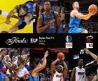NBA Finals 2011, 6 th game, Dallas Mavericks 105 - Miami Heat 95