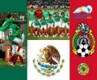 Selection of Mexico, Group C, Argentina 2011