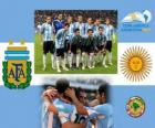Selection of Argentina, Group A, Argentina 2011