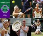 2011 Wimbledon Champion Petra Kvitova