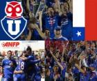 Universidad de Chile, 2011 Champion Apertura 2011