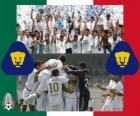 Pumas UNAM, Champion Clausura 2011 Mexico