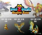 Calc-Owl-Ator Cub, Calc-Owl-Ator Scout, Calc-Owl-Ator Max. Invizimals Shadow Zone. The smartest Invizimals has even learned to count