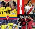 Colombia - Peru, quarterfinals, Argentina 2011