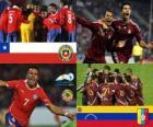 Chile - Venezuela, quarterfinals, Argentina 2011