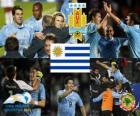 URU finalist, Copa America 2011