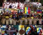 Venezuela, 4th classified Copa America 2011