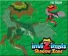 Fire Dragon. Invizimals Shadow Zone. The dragons that throw fire from their mouths have been feared since ancient time