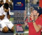 Novak Djokovic 2011 US Open Champion