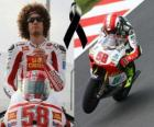 Marco Simoncelli, forever 58 (2011)