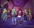 Group of characters from Monster High