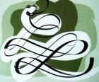 The Snake, the sign of the Snake, Year of the Snake. The sixth of the Chinese horoscope signs