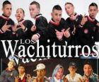 The Wachiturros an Argentine group