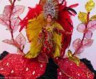Barbie in carnival