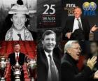 2011 FIFA Presidential Award for Alex Ferguson