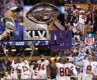 New York Giants Super Bowl 2012 champion