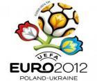 Logo UEFA Euro 2012 Poland - Ukraine
