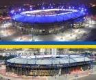 Metalist Stadium (35.721), Kharkiv - Ukraine