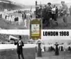 London 1908 Olympics Games