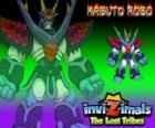 Kabuto Robo. Invizimals The Lost Tribes. Invizimal trained to protect the secrets of Kenichi