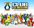 The funny penguins from Club Penguin