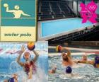Water polo - Londres 2012 -