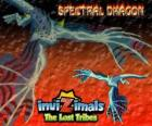 Spectral Dragon. Invizimals The Lost Tribes. Evil invizimal that ensures easy combats if you are brave to have by your side