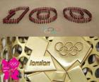 London 2012 100 days to go