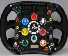 Steering wheel F1