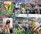 Slask Wroclaw, Ekstraklasa 2011-2012 champion, Poland Football League