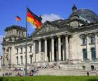 The Reichstag, Frankfurt, Germany