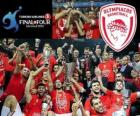 Olympiacos Piraeus, Euroleague Basketball 2012 champion
