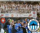 FC Slovan Liberec, champion Gambrinus Liga 2011-2012, Czech Republic Football League