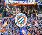 Montpellier Hérault Sport Club, champion of the French football league, Ligue 1, 2011-2012