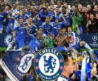 Chelsea FC, the 2011-2012 UEFA Champions League champion