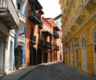 Historic centre of Coro, Venezuela